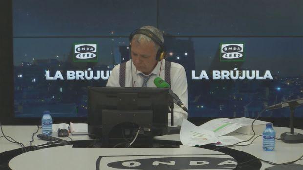 VÍDEO La reflexión de Juan Ramón Lucas en La Brújula 23/05/2019