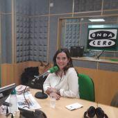 Lara Vivero e Inés Rey