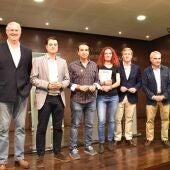 Debate candidatos Badajoz