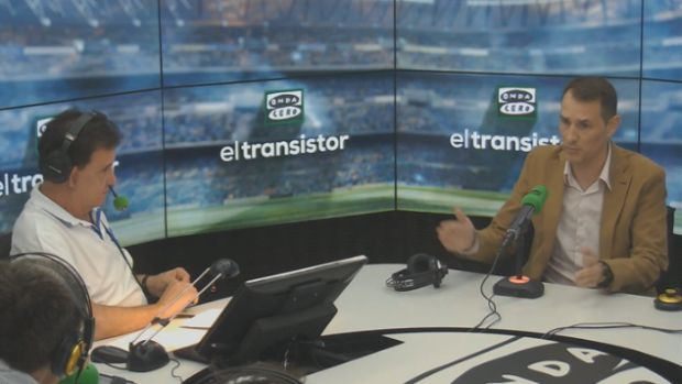 """Clos Gómez: """"Uno de los puntos a mejorar es el tiempo medio de espera para tomar una decisión con el VAR"""""""