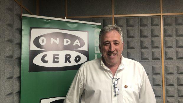 """Joseba Asiron: """"El voto a EH Bildu es eficaz porque hemos sido el motor del cambio en estos cuatro años y porque es la única posibilidad real de tener un alcalde de izquierdas en Pamplona"""""""