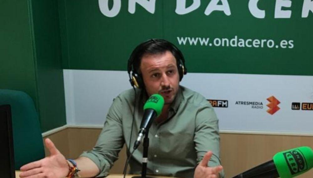Pablo Ruz, presidente del PP en Elche en una imagen de archivo.