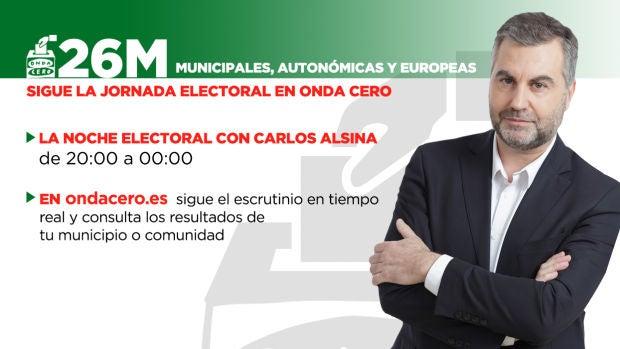 Especial Elecciones en Onda Cero