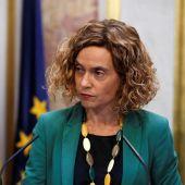 La presidenta de la Mesa del Congreso, Meritxell Batet