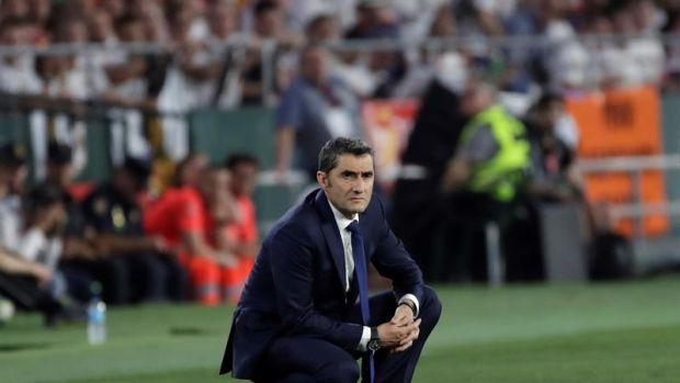 """Ernesto Valverde sobre su continuidad: """"Sigo con fuerzas y los entrenadores siempre queremos nuestra revancha"""""""