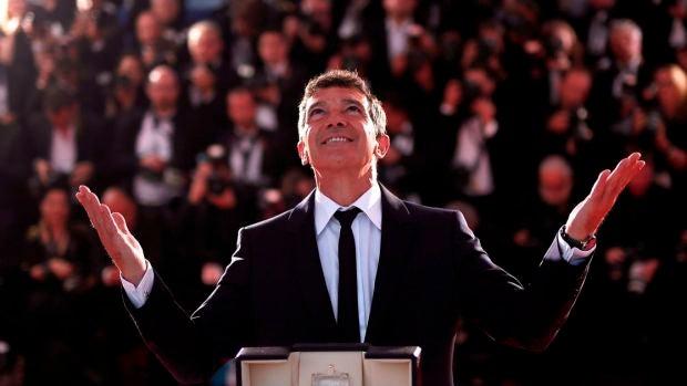 El Callejón del Escribano: Antonio Banderas, mejor actor del Festival de Cannes