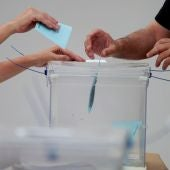 Especial LaSexta Noticias Fin de semana (26-05-19) Elecciones europeas 2019: la participación es del 34,7%, casi 11 puntos más que en 2014