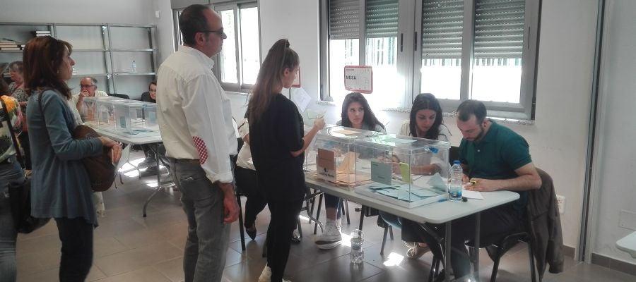 Desciende levemente la participación en las elecciones municipales de la provincia