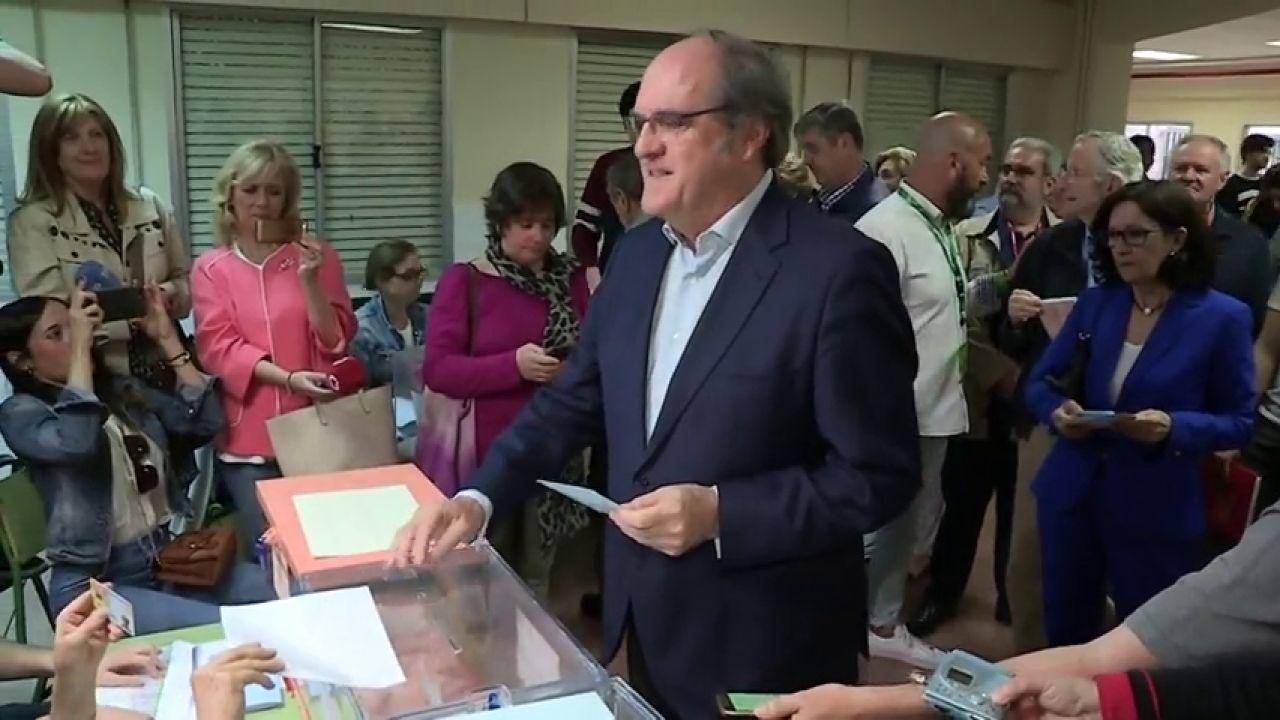 Gabilondo Invita A Votar El 26M Y Se Muestra Cauteloso Con