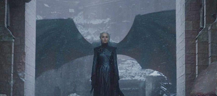 Daenerys Targaryen en 'Juego de Tronos'
