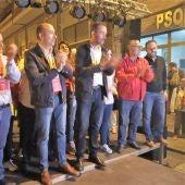 Carlos González repite como alcalde del PSOE de Elche.