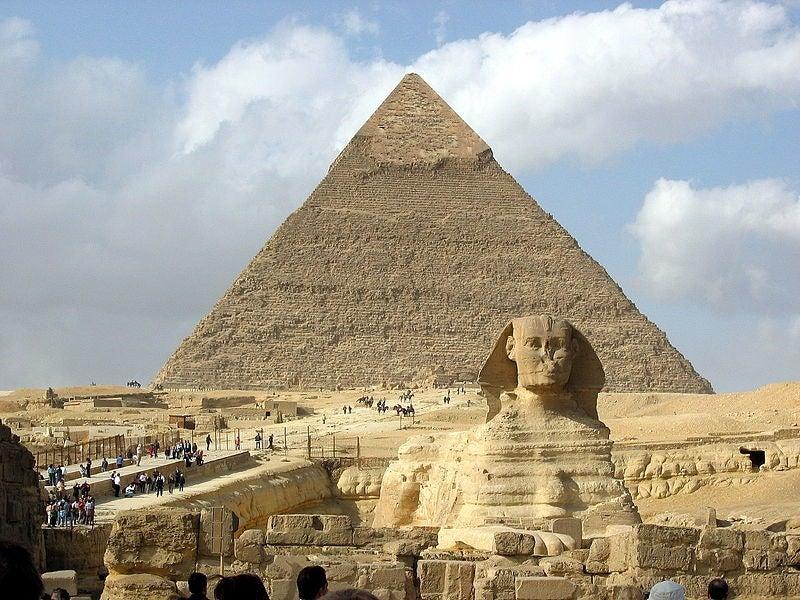 El Colegio Invisible 1x09: Egipto, magia y maldiciones en el país de los faraones