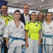 El Club Karate Do Shotokan Chazarra logró un oro y tres bronces en la primera jornada de la Liga Autonómica de karate.