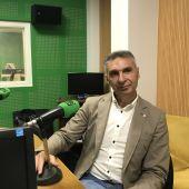 Luis Seara, portavoz do BNG no concello de Ourense