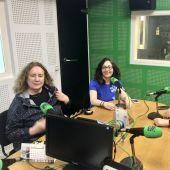 Tertulia en femenino en Ourense en la onda
