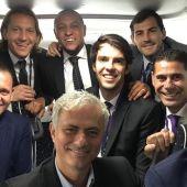 Mourinho y Casillas, juntos de nuevo en el Congreso de la FIFA