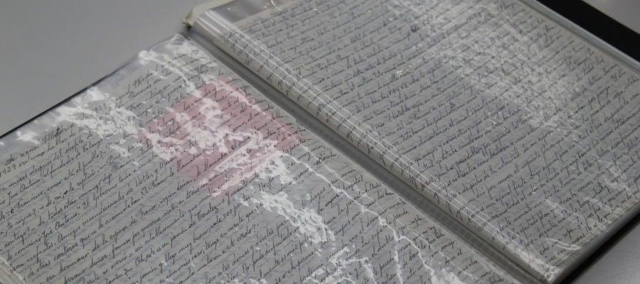 Cartas de Juan Pujol, el espía Garbo, dirigidas a su nieta