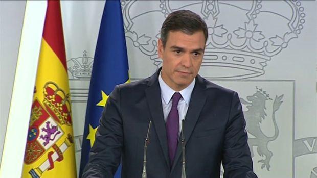 """Sánchez tras la reunión con el Rey: """"o gobierna el PSOE o gobierna el PSOE. No hay otra alternativa"""""""