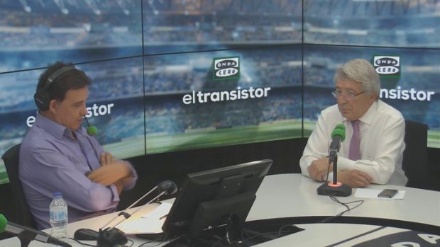 """Enrique Cerezo: """"Supongo que Griezmann no lo estará pasando bien aquí en Barcelona; se repondrá"""""""