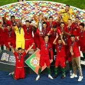 Portugal, campeón de la Nations League
