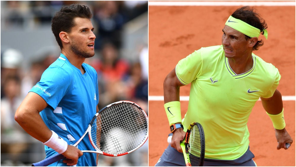 Sigue En Directo En Radioestadio La Final De Roland Garros Dominic Thiem Rafa Nadal Onda Cero Radio