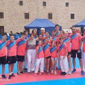 El Club Shotokan Carrús logra 15 medallas en el Open internacional de Santa Pola.