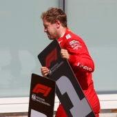 Sebastian Vettel tras el GP de Canadá