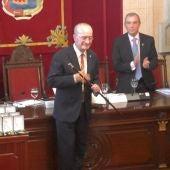 De la Torre, reelegido alcalde de Málaga