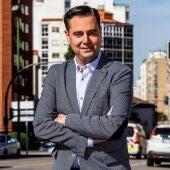 Imagen de archivo de Daniel de la Rosa, alcalde de Burgos