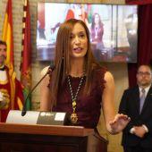 Elisa Pérez de Siles, nueva portavoz del PP en el Ayuntamiento de Málaga