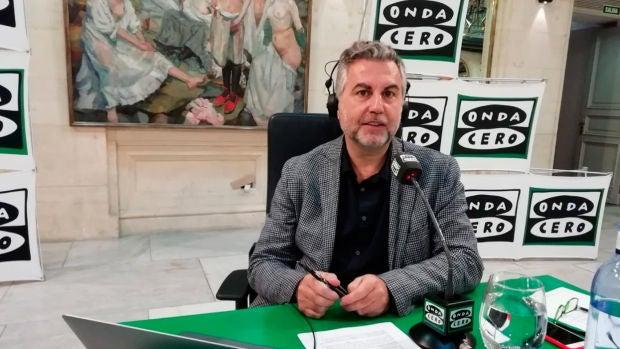 """Monólogo de Alsina: """"El error fue pensar que un socialista como Valls cabe en el Ciudadanos de ahora"""""""