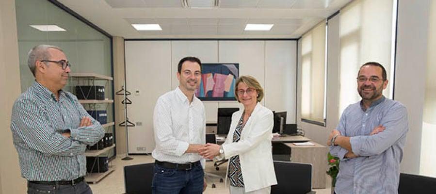 La Universitat Jaume I y el Ayuntamiento de Onda renuevan el Aula Universitaria UJI-Vila d'Onda