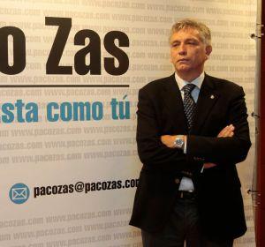 """Francisco Zas: """"El equipo está con mucha confianza de conseguir el ascenso"""""""