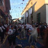Este año en Porzuna no habrá procesión con los danzantes