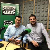 Jordi Rodríguez Virgili y Javier Domínguez