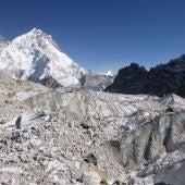 El cambio climatico se come los glaciares del Himalaya