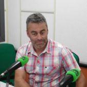 José Ramón Tuero, concejal de Deportes en Gijón