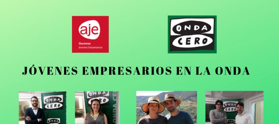 Jóvenes Empresarios en la Onda