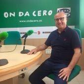 Vicente Alberola, nuevo concejal de Deportes del Ayuntamiento de Elche.
