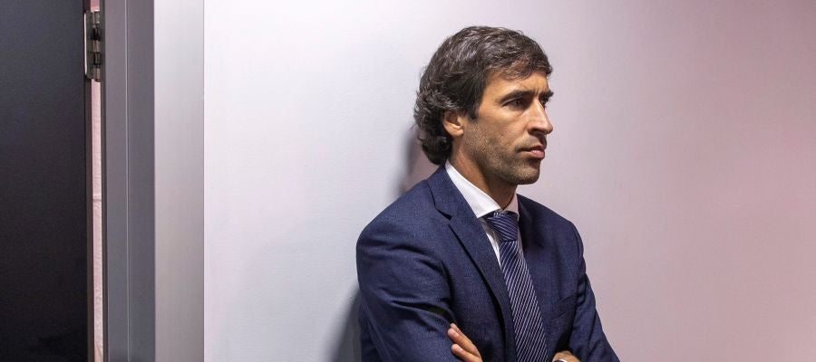 Raúl González Blanco, nuevo entrenador del Castilla