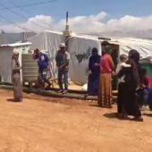 VÍDEO Refugiados en Líbano