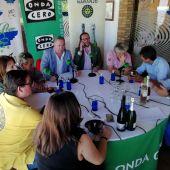 """Tertulia taurina """"Hasta la bola"""" que ha emitido Onda Cero Ciudad Real desde el Restaurante Casa Pepe"""
