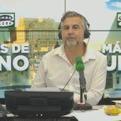 VÍDEO del monólogo de Carlos Alsina en Más de uno 21/06/2019