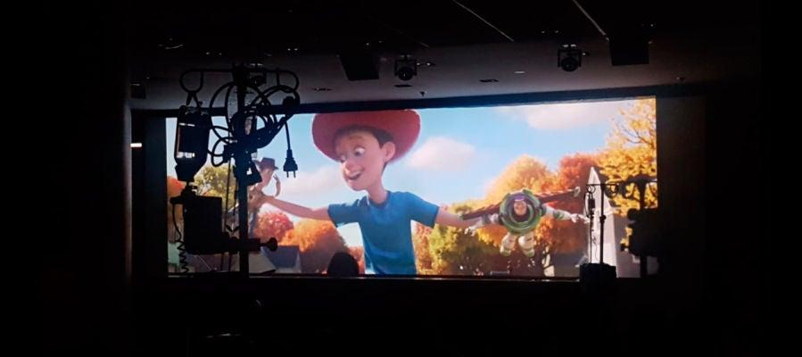 La Paz emite Toy Story 4 para los niños