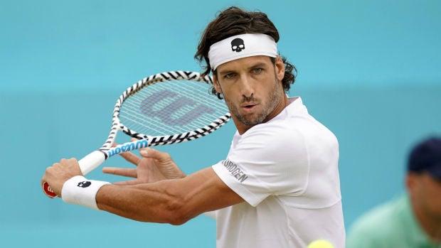 """Feliciano López: """"Me queda poco tiempo de tenis y de repente ganar en Queen's es una alegría y emoción tremenda"""""""