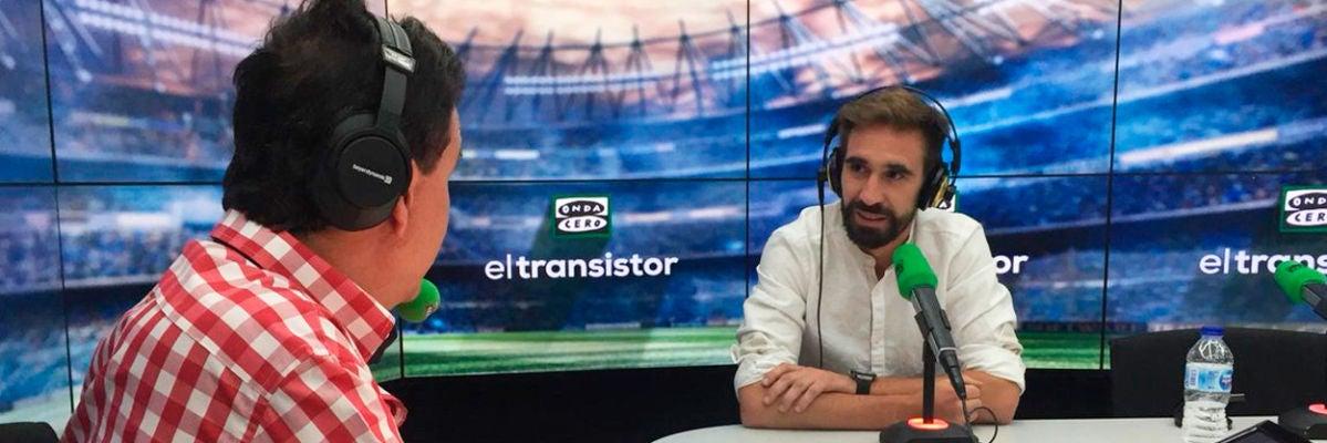 """Borja Fernández: """"No sabía que Aranda tenía locales de apuestas, llevo 10 años sin hablar con él"""""""