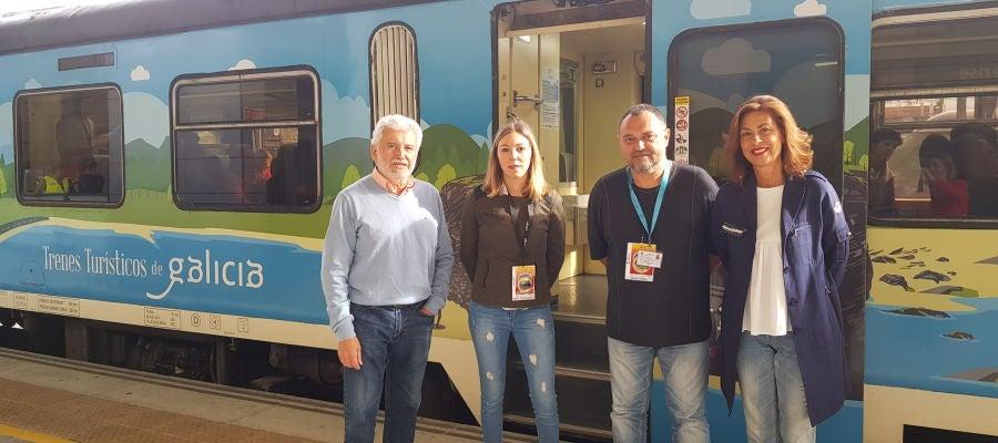Trenes Turisticos de Galicia