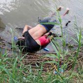 Un padre y su hijo mueren ahogados en El Salvador