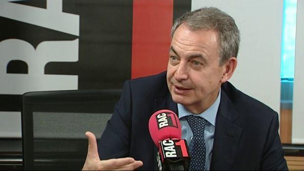 """Zapatero desea una sentencia del juicio del procés """"que no comprometa el diálogo"""