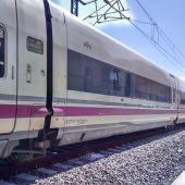 El Ave llega a la Estación de Andaluces